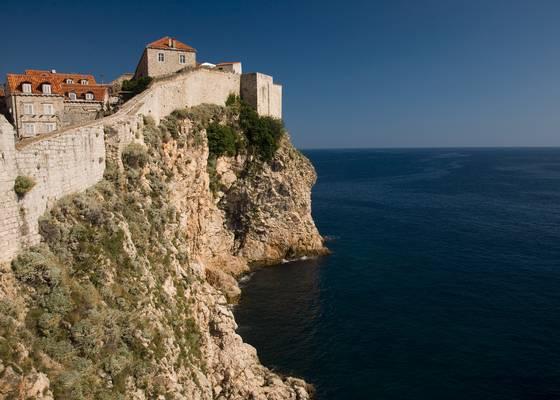 Dubrovnik walls 1