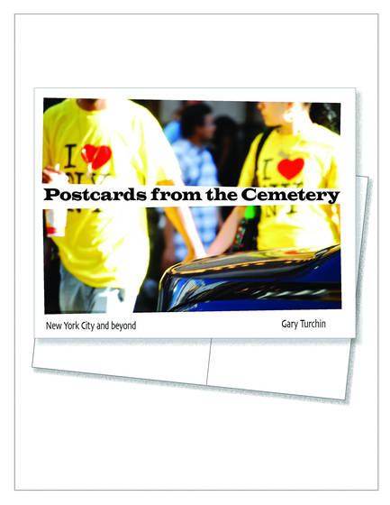 Postcards from the cemetery