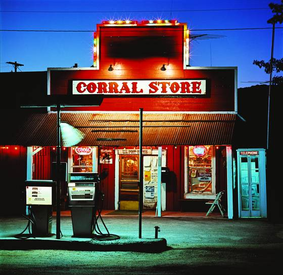 Corral store