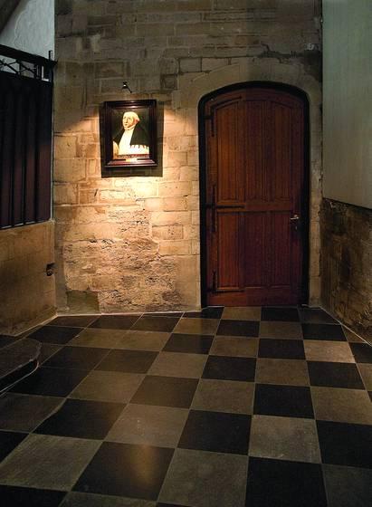 Johannes r chapel