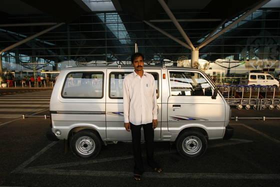 A taximan