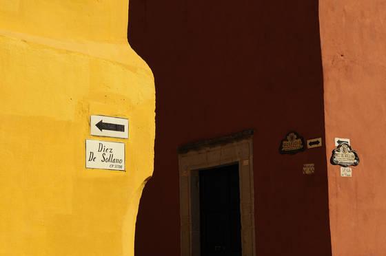 Corner of sollano