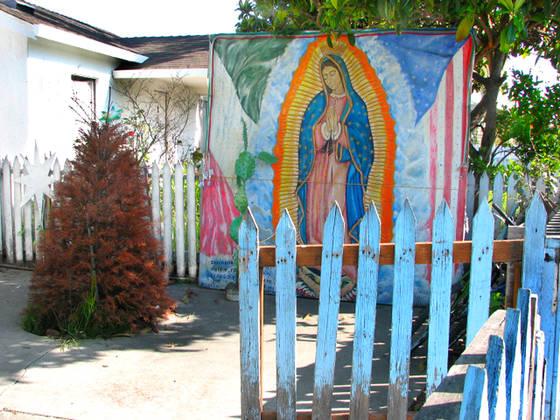 Virgin de mission st