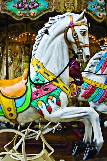 Carousel horse 5