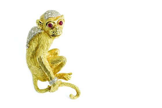 01 david webb monkey clip