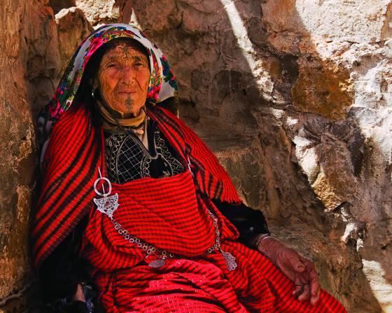 Chenini matriarch