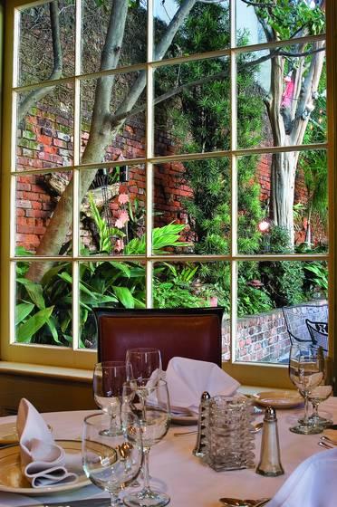 Broussards restaurant