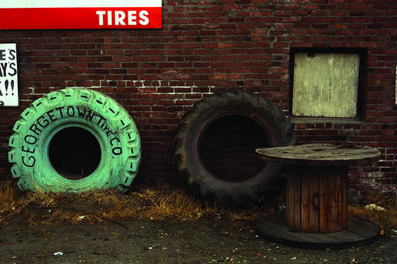 Georgetown tire co