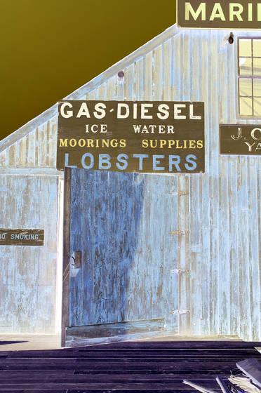 Gas deisel