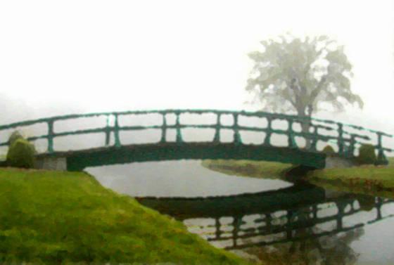 Tranquility bridge