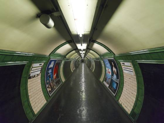 Tube station 4