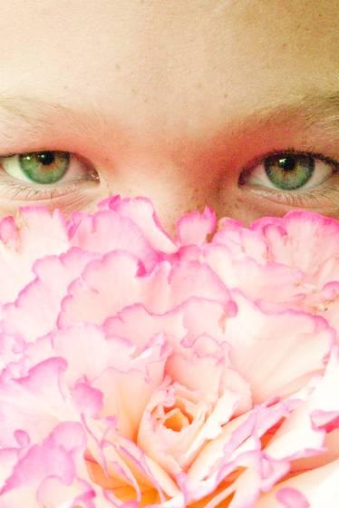 Eyes of goergia