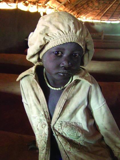 Sudanese boy