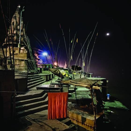 Ganges nocturne