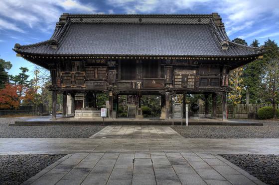 Narita temple one
