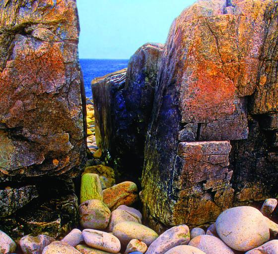 Granite ocean  time