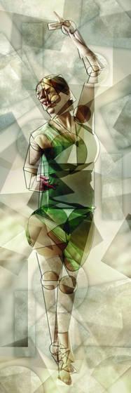 Geometric dance 07