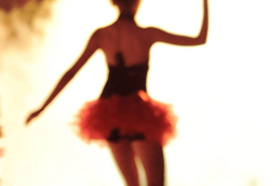 Dance in dream