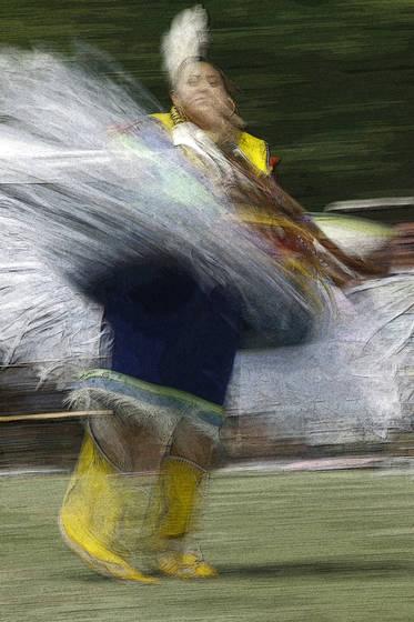 Dancing spirit 1