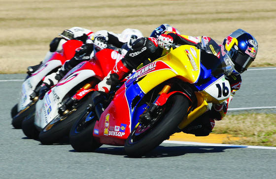Supersport battle