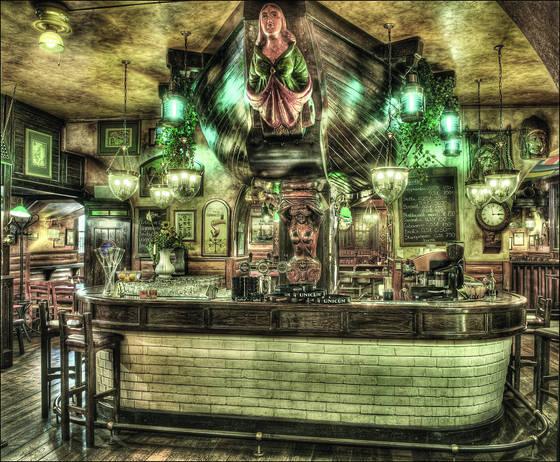 Kisrablo pub