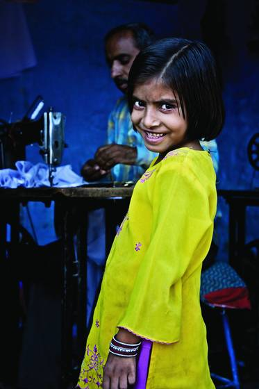 The tailor s daughter
