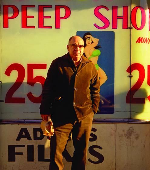 Peep show guy