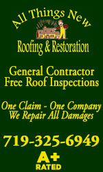 All Things New Roofing & Restoration