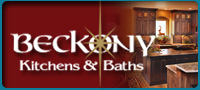Website for Beckony Kitchens & Baths