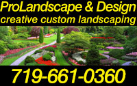 Website for ProLandscape & Design LLC