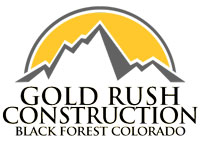 Website for Gold Rush Construction