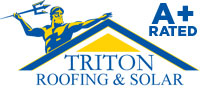 Website for Triton Roofing & Solar