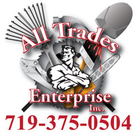Website for All Trades Enterprise Inc