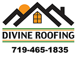 Website for Divine Roofing Inc.