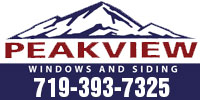 Website for Peakview Windows and Siding