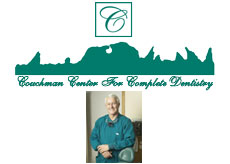 Website for Couchman Center for Complete Dentistry