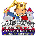 Website for Hardcastle Heating & Air