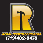 Website for Regal Custom Builders