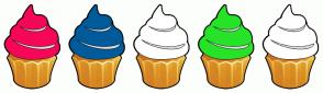 Color Scheme with #F70757 #005B9A #FFFFFF #27E328 #FFFFFF