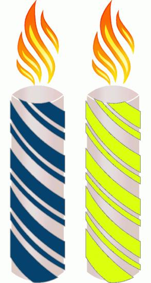 Color Scheme with #05426D #DCFF0E