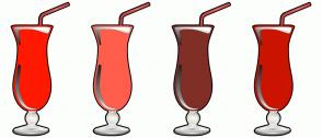 Color Scheme with #FF1A00 #FF5E4D #802F26 #CC1400