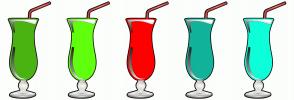 Color Scheme with #4AB312 #61FF0D #FF0000 #12B39A #0DFFDA