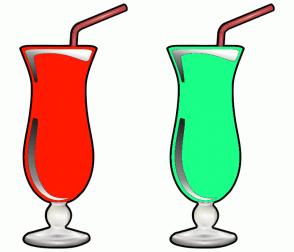 Color Scheme with #FF1A00 #19FF87