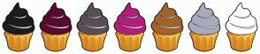 Color Scheme with #1D1C1D #580C2D #5A4D58 #B11E7B #A0642A #A8AABE #FEFFFF