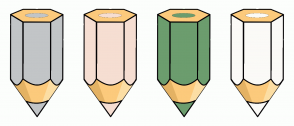 Color Scheme with #C2C5C7 #F6DED2 #6C9D6E #FBFAF7