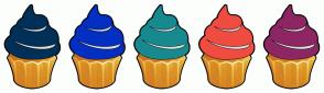Color Scheme with #003058 #0330C3 #168A8F #F04C40 #8D2663