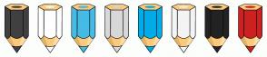 Color Scheme with #404040 #FFFFFF #45BBE6 #D8D8D8 #00ACE8 #F4F4F4 #232323 #CD2122