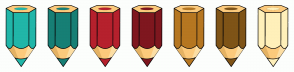 Color Scheme with #21B6A8 #177F75 #B6212D #7F171F #B67721 #7F5417 #FFF0BA