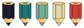 Color Scheme with #1A202C #1F7872 #72B095 #DEDBA7 #D13F31