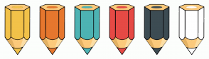 Color Scheme with #F2C249 #E6772E #4DB3B3 #E64A45 #3D4C53 #FFFFFF
